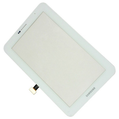 Touchscreen Samsung Galaxy Tab 2 7.0 P3100 white Original foto