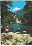 Carte postala circulata  1967 Baile Herculane Valea Cernei