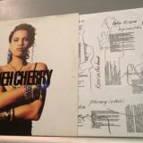 NENEH CHERRY - RAW LIKE SUSHI - (1989 / VIRGIN REC /RFG ) - DISC VINIL/VINYL