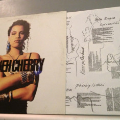NENEH CHERRY - RAW LIKE SUSHI - (1989 / VIRGIN REC /RFG ) - DISC VINIL/VINYL - Muzica Rock virgin records