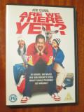 ARE WE THERE YET? - film DVD - cu ICE CUBE (original din Anglia, in stare impecabila!!!), Romana