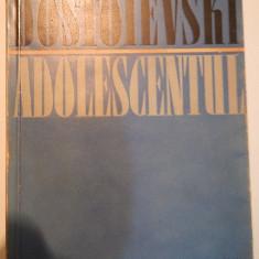 Adolescentul  -  F. M. Dostoievski (si exped de la 5lei/gratuit) (4+1)