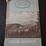 PATRIA NOASTRA - TABLOU GEOGRAFIC -- Geo Bogza -- 1956, 70 p. Tiraj: 10.100 exemplare - Carte de calatorie