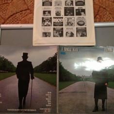 ELTON JOHN - A SINGLE MAN (1978 / ROCKET REC /PORTUGAL ) - DISC VINIL/VINYL/POP - Muzica Rock universal records