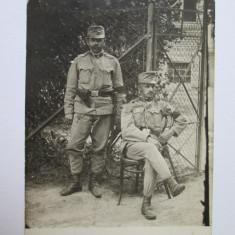 FOTOGRAFIE SUBOFITERI WW I - Fotografie veche