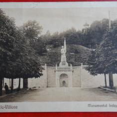 Carte Postala - Ramnicul-Valcea - Valcea - Monumentul Independentei