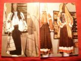 2 Ilustrate speciale Radioamatori - Costume Populare Romanesti