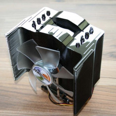 Cooler proc ZEROtherm Nirvana 4 heat pipes Intel Lga 775 Ventilator 120 Albastru