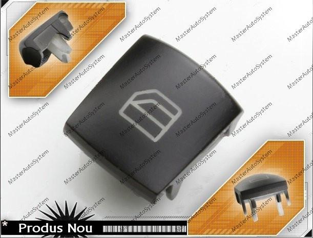 Buton (capac buton) geam consola sofer Mercedes A Class W169 dreapta spate