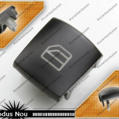 Buton (capac buton) geam electric consola sofer Mercedes A Class W169 stanga spate, Mercedes-benz, A-CLASS (W169) - [2004 - 2012]