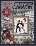 COREEA DE NORD 1983 JOCURILE OLIMPICE SARAJEVO COLITA NEDANTELATA
