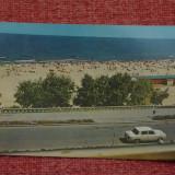 Carte postala ---- Mangalia Sud - plaja - circulata !!!