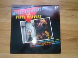 Various - Metal Treasures And Vinyl Heavies (1984, ACTION, REPLAY, Made in UK) - Compilatie:  METALLICA , ACCEPT , JUDAS PRIEST MSG etc, VINIL