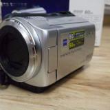 Camera video Sony DCR-SR37, inregistrare pe HDD 60GB. Full box, ca noua !, Hard Disk, sub 3 Mpx, CCD, Peste 40x, 2 - 3