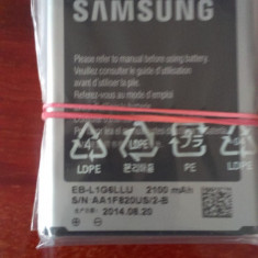 Acumulator Samsung Galaxy S3 I9300 COD EB-L1G6LLU original nou, Li-ion