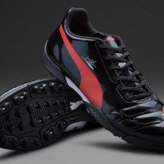 Ghete Fotbal Sintetic Artificial Puma EVOpower 4 ORIGINALE 39, Culoare: Negru, Asfalt: 1, Sala: 1, Teren sintetic: 1, Iarba: 1