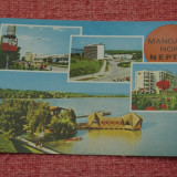 Carte postala ---- Mangalia Nord - Neptun - circulata !!!