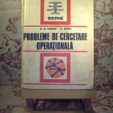 GH. Gh. Vranceanu - Probleme de cercetare operationala