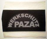 5.489 ROMANIA ECUSON PAZA WERKSCHUTZ 71/33mm