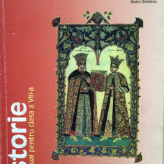 ISTORIE MANUAL PENTRU CLASA A VIII-A - Sorin Oane, Maria Ochescu - Manual scolar humanitas, Clasa 8, Humanitas