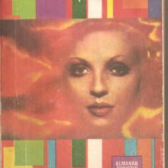 (C5627) ALMANAH TURISTIC PENTRU TINERET, BTT, 1983