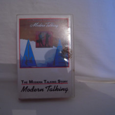 Vand caseta audio Modern Talking-The Modern Talking Story, originala, raritate! - Muzica Pop ariola, Casete audio