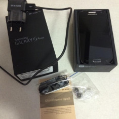 Samsung Galaxy S4 mini - Telefon mobil Samsung Galaxy S4 Mini, Negru, Neblocat, Single SIM