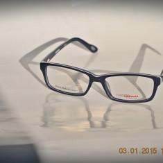 Rame de ochelari de vedere Carrera CA7034 C1, Unisex, Dreptunghiulare, Plastic, Rama intreaga, Fashion