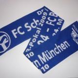 Fular fotbal - SCHALKE 04 - BAYERN MUNCHEN 2010