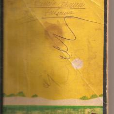 (C5584) CALATORIE PE DUNARE DE CH. XANTHOPOULOS - PALAMAS, EDITURA UNIVERS, 975, TRADUCERE DE ION BRAD SI DUMITRU NICOLAE - Carte de calatorie