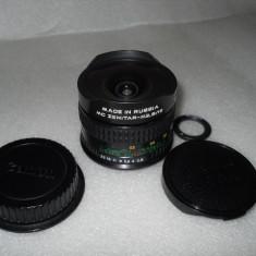 VAND OBIECTIV PE MONTURA CANON EF ZENITAR-M2, 8/16 FISH-EYE - Obiectiv DSLR Canon, Canon - EF/EF-S