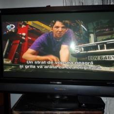 Plasma TV Daewoo 107 cm - Televizor plasma, HD Ready, HDMI: 1, Scart: 1