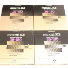 Benzi de Magnetofon Maxell XL2