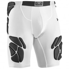 Under Armour Gameday Armour Five Pad Girdle - Men's | Produs original | Se aduce din SUA | Livrare in cca 10 zile lucratoare de la data comenzii