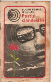 "(C5573) POSTUL CLANDESTIN DE EUGEN BARBU, N. MIHAIL, SUPLIMENT AL REVISTEI ""VIATA MILITARA"""
