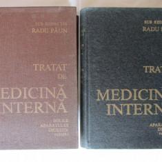 TRATAT DE MEDICINA INTERNA. BOLILE APARATULUI DIGESTIV. Partea I + Partea II
