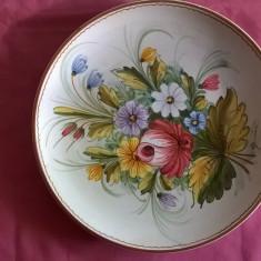 FLORI - FARFURIE din ceramica PICTATA (semnata)