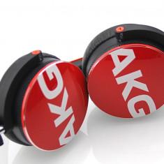 CASTI AKG Y50 RED - Casti DJ Nikon
