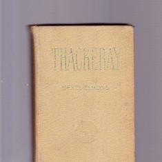 W. M. THACKERAY -ISTORIA LUI HENRY ESMOND - Carte Literatura Engleza