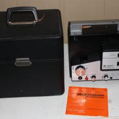 Proiector film 8mm NECKERMANN HLD 6000