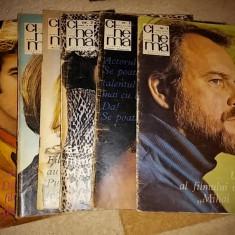 Revista cinema anul 1971 complet 12 numere - Ziar