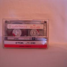 Vand caseta audio TDK-D-90, originala, raritate!