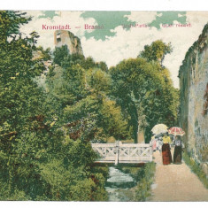 265 - BRASOV - old postcard - unused