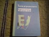Carte teoria si proiectarea aparatelor electrice, Alta editura