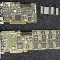 Placa de sunet profesionala DIGIDESIGN 882 si 888 cu DSP FARM card si D24 pe PCI - Placa de sunet PC