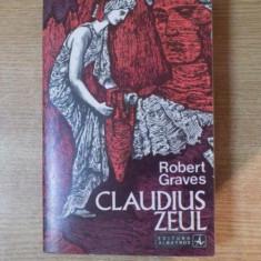 CLAUDIUS ZEUL de ROBERT GRAVES, 1970 - Roman