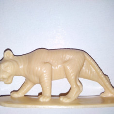 FIGURINA PLASTIC - TIGRU, ANII '80 COLLONIL, JEAN HOEFFLER W. GERMANY (III) - Miniatura Figurina