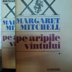 PE ARIPILE VANTULUI-MARGARET MITCHELL 2 VOL 1970 - Roman