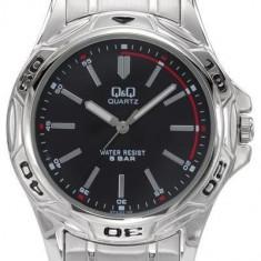Ceas Q&Q Q472 Stylish ceas barbatesc NOU - CADOU IDEAL, Mecanic-Manual