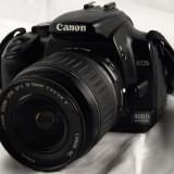 Se vinde! Canon 400D - DSLR Canon, Kit (cu obiectiv), 10 Mpx
